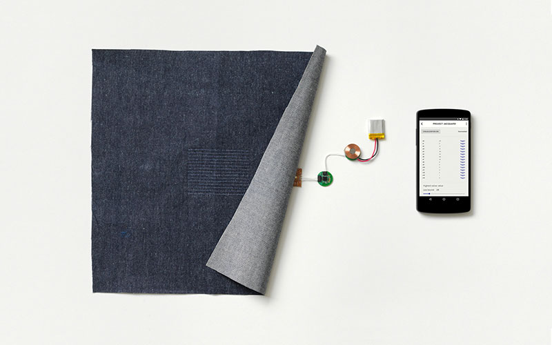"Google & Levi's Starts New Frontier in Wearable Tech - ""Smart Jeans"""