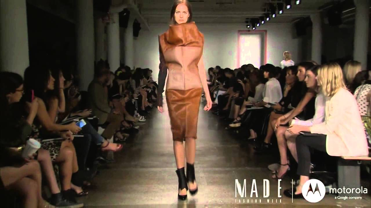 Wearable Technology is the New Buzz in Fashion -- MADE Fashion Week, Kors, Swarovski