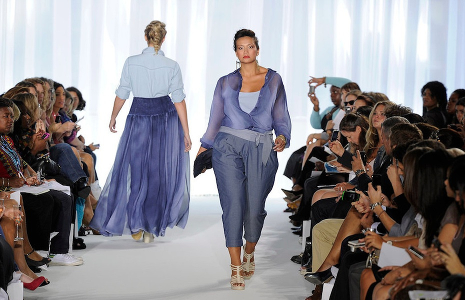 "A Gap in the Industry: The ""Plus-Size"" Market"