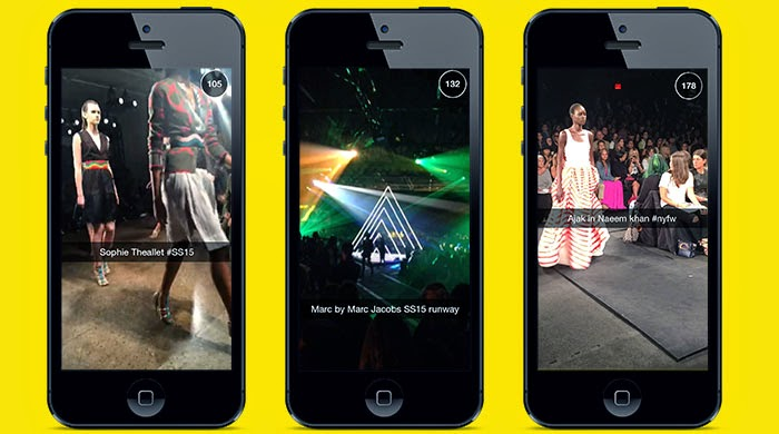 Fashion Week Brought to the Masses With Snapchat