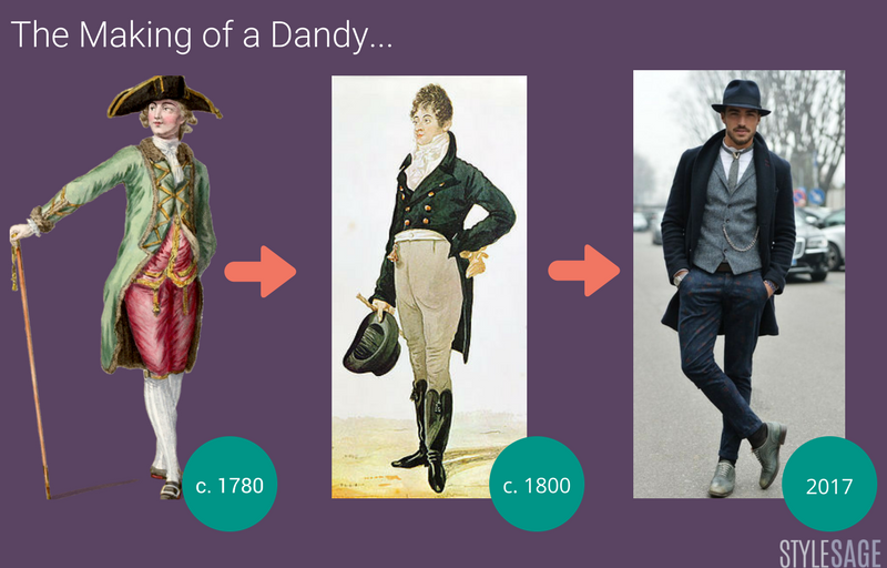 Why You Should Be Thanking Beau Brummell For That Good Looking Man