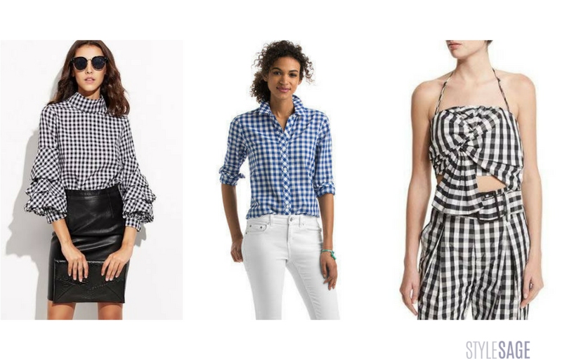 Gingham: When You Want To Picnic But It's Freezing Outside