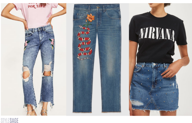 How Denim Does Summer