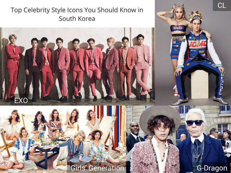 South Korean Celebrity Style Icons