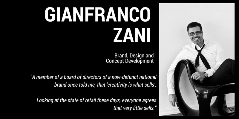 Meet The Expert: Creative Guru Gianfranco Zani