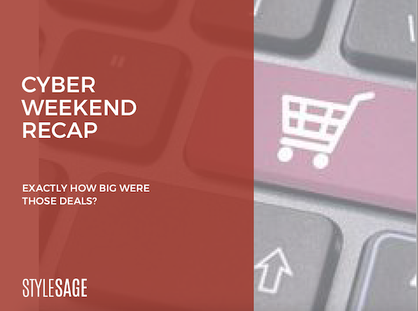 Cyber Weekend: Just How Big a Deal?