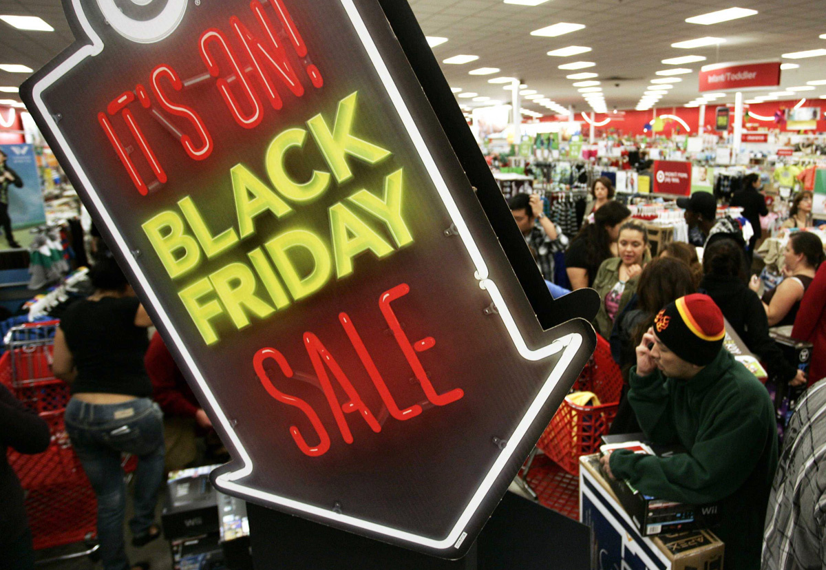 Black Friday: A StyleSage + Thomson Reuters Forecast