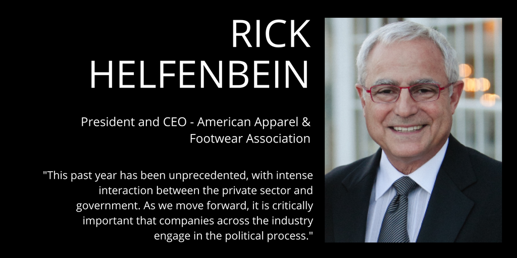 Meet The Expert: Rick Helfenbein, President + CEO of AAFA