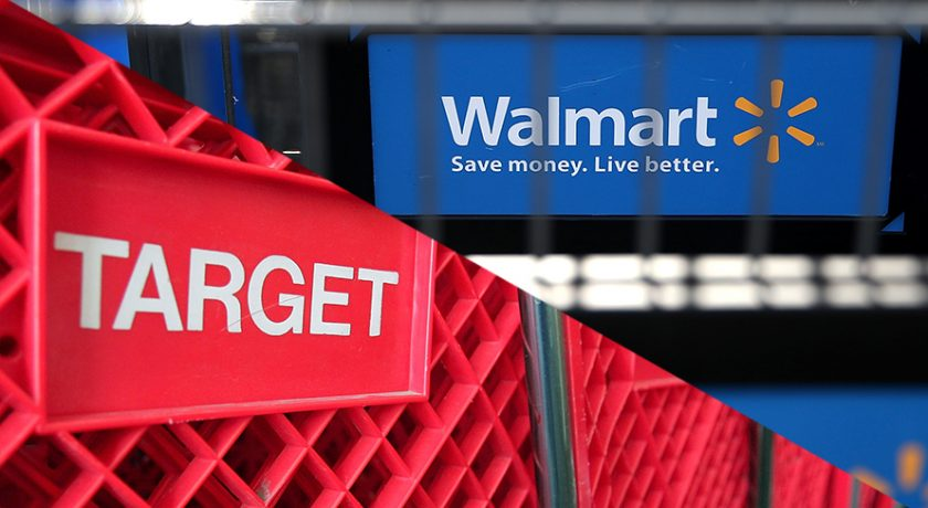 Introducing Truth By Numbers: This Week It's Target Vs. Walmart