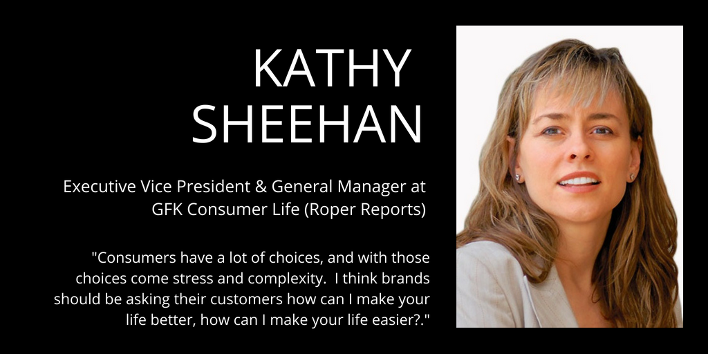Meet the Expert: Kathy Sheehan of GFK Consumer Life