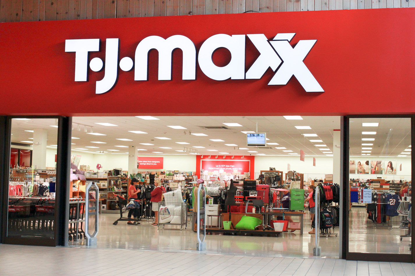 Truth by Numbers: TJMaxx