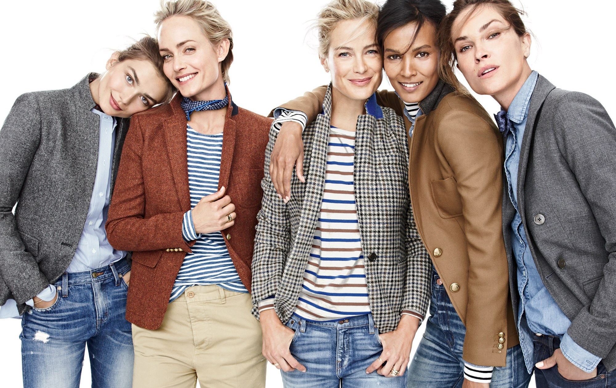 J. Crew Gets Reworked and Net-a-Porter Goes After New Designers