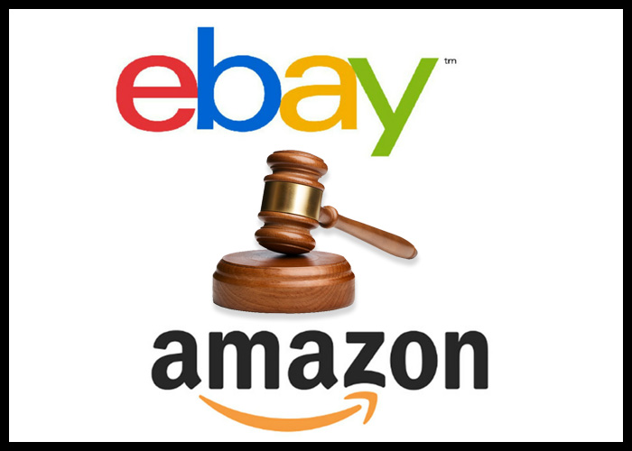 Ebay Sues Amazon and Tommy Hilfiger Touches Hearts