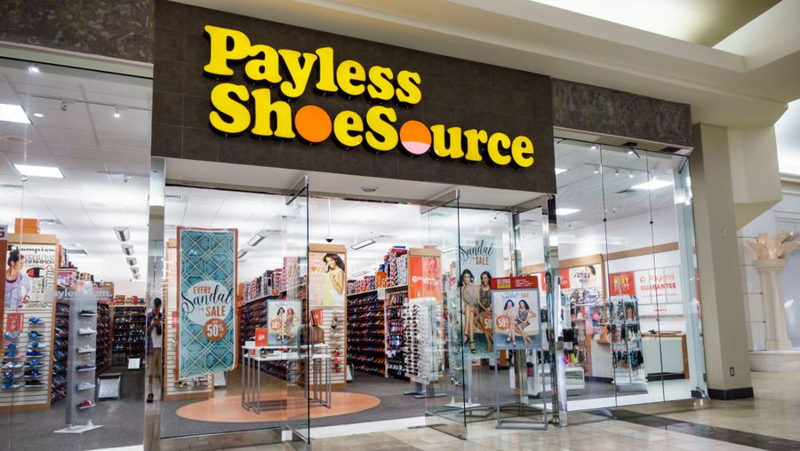Payless Does Chapter 22 and Farewell to Mr. Lagerfeld