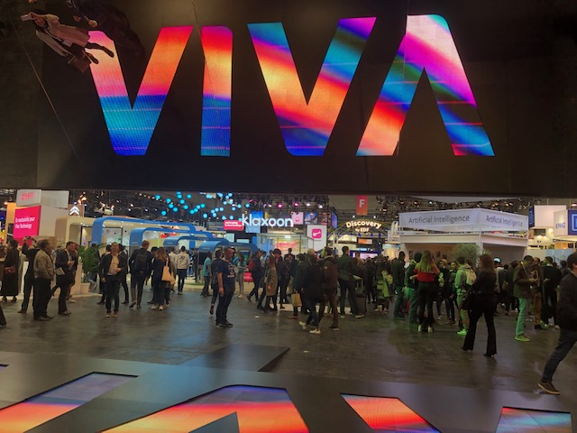 VivaTech: An Ecosystem for Innovation