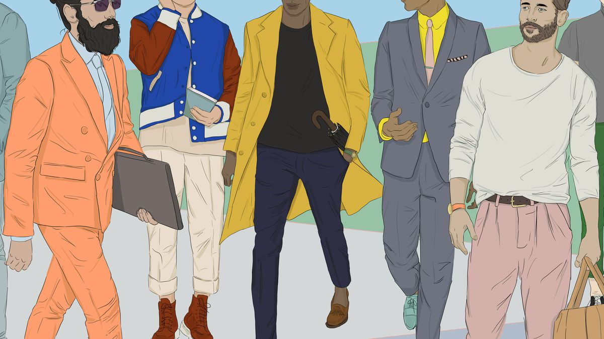 Opportunities in Menswear