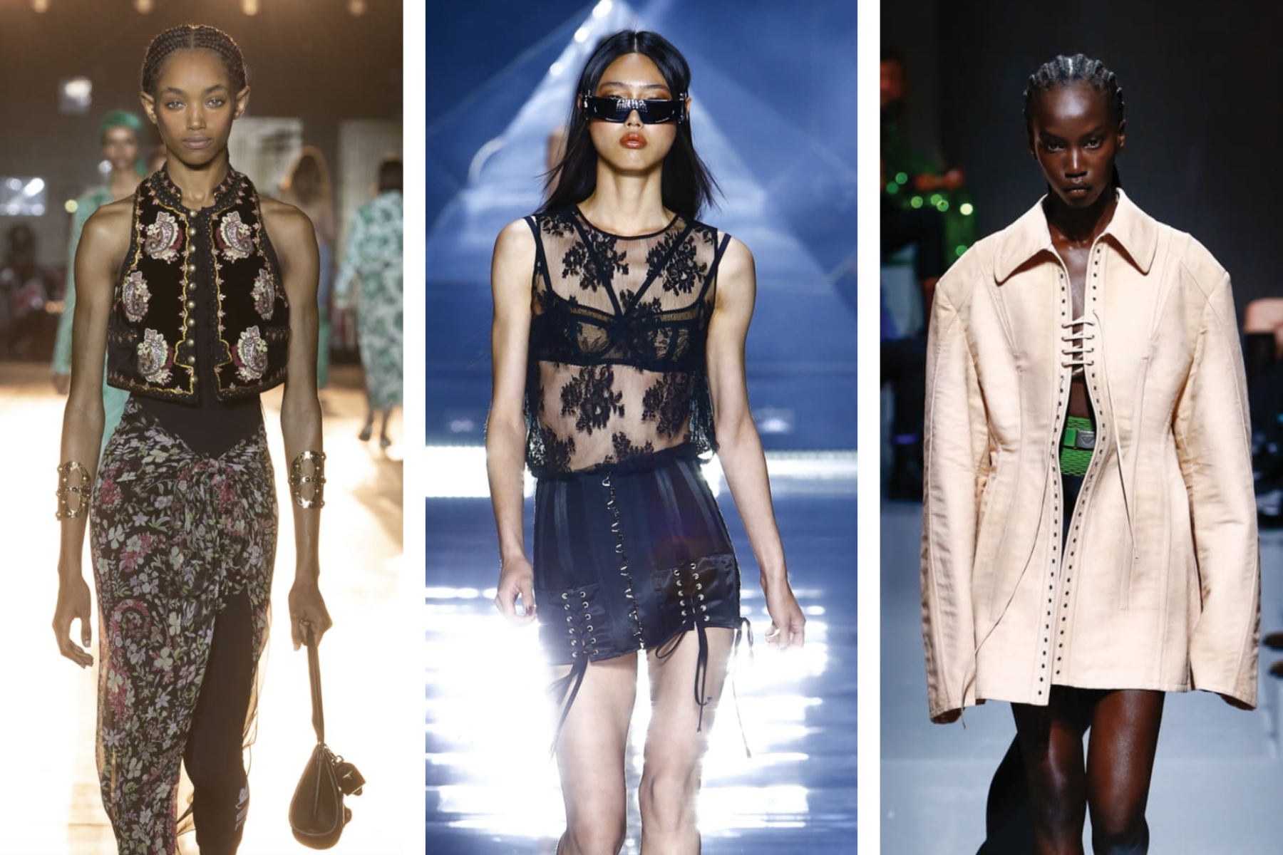 Five Trends That Jumped off the Milan Runways